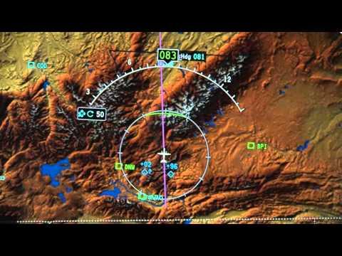 Range to altitude arc - explained - #22