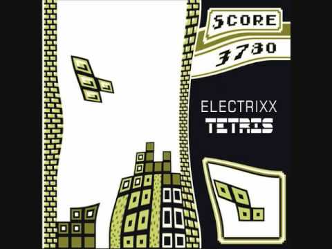 Electrixx - Tetris (Original Mix)(HD)
