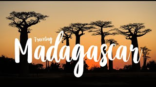 TRAVELING MADAGASCAR [HD] // Amazing backpacking trip incl. the famous Baobabs & Lemurs!