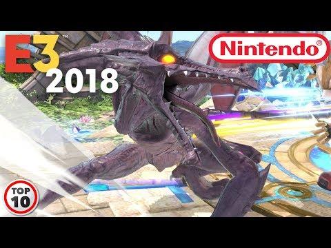 E3 2018 Nintendo Press Conference Highlights