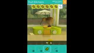 Fruit Kitchens Escape 8 Kiwi Green Walkthrough (Funky Land)