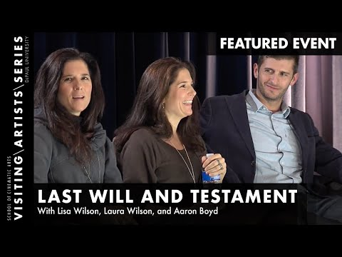 Last Will and Testament Shakespeare Documentary