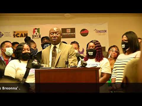 Familiares de fallecidos por disparos de la policía llegan a Louisville se unen al pedido de justici