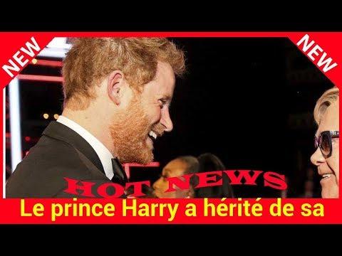 Le prince Harry a hérité de sa mère Lady Diana un « don rare », selon Elton John