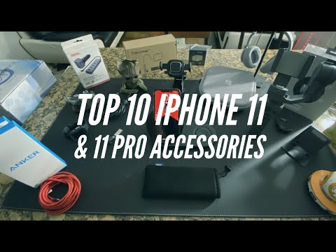 top-10-iphone-11-&-11-pro-accessories,-best-cases,-headphones,-gimbals,-powerbank,-chargers-&-more