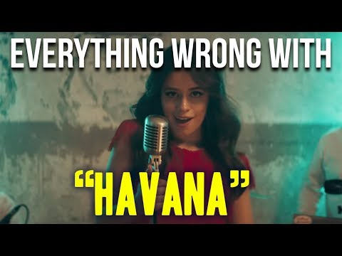 "Thumbnail: Everything Wrong With Camila Cabello - ""Havana"""