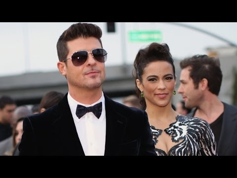 Robin Thicke Calls Failed Attempt To Win Paula Patton Back 'Embarrassing'