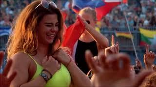 W&W Tomorrowland 2019  God is a Girl (Groove Coverage) Livemix