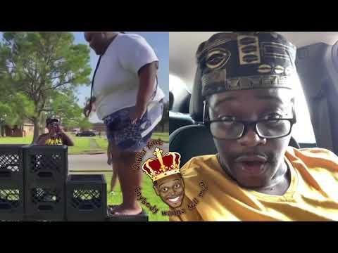 Shuler King - Shuler X On The Crate Challenge -