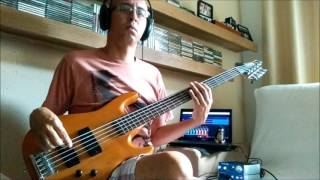 Simple Minds  -Don`t You( Forget About Me)bass cover