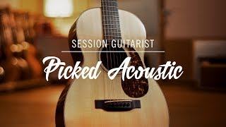 Introducing SESSION GUITARIST: PICKED ACOUSTIC | Native Instruments