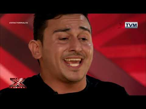 X Factor Malta - Auditions - Day 1 - Norbert Bondin
