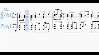 【ピアノ楽譜】ボクら/ジャニーズWEST