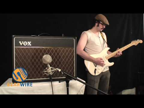 Vox AC15C1 Adds An Input Channel, Master Top Cut, Retains Vox Chime And Grind (Video)