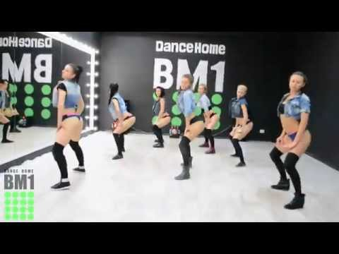 BM1 Dance Home   BOOTY/TWERK special group april '15