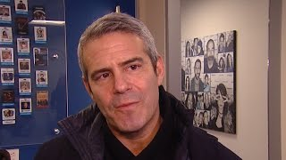 EXCLUSIVE: Andy Cohen Reveals the 'Watch What Happens Live' Interview He Was Afraid Went Too Far