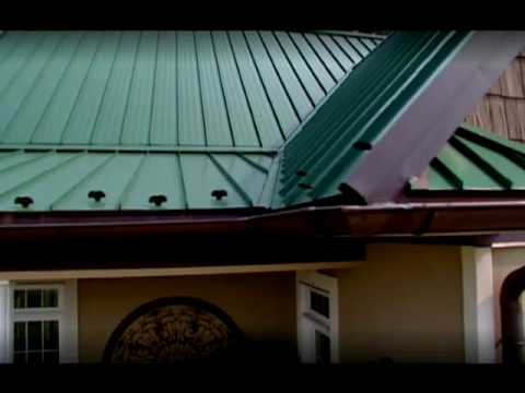Triad Corrugated Metal Commercial   Roof Over Your Head