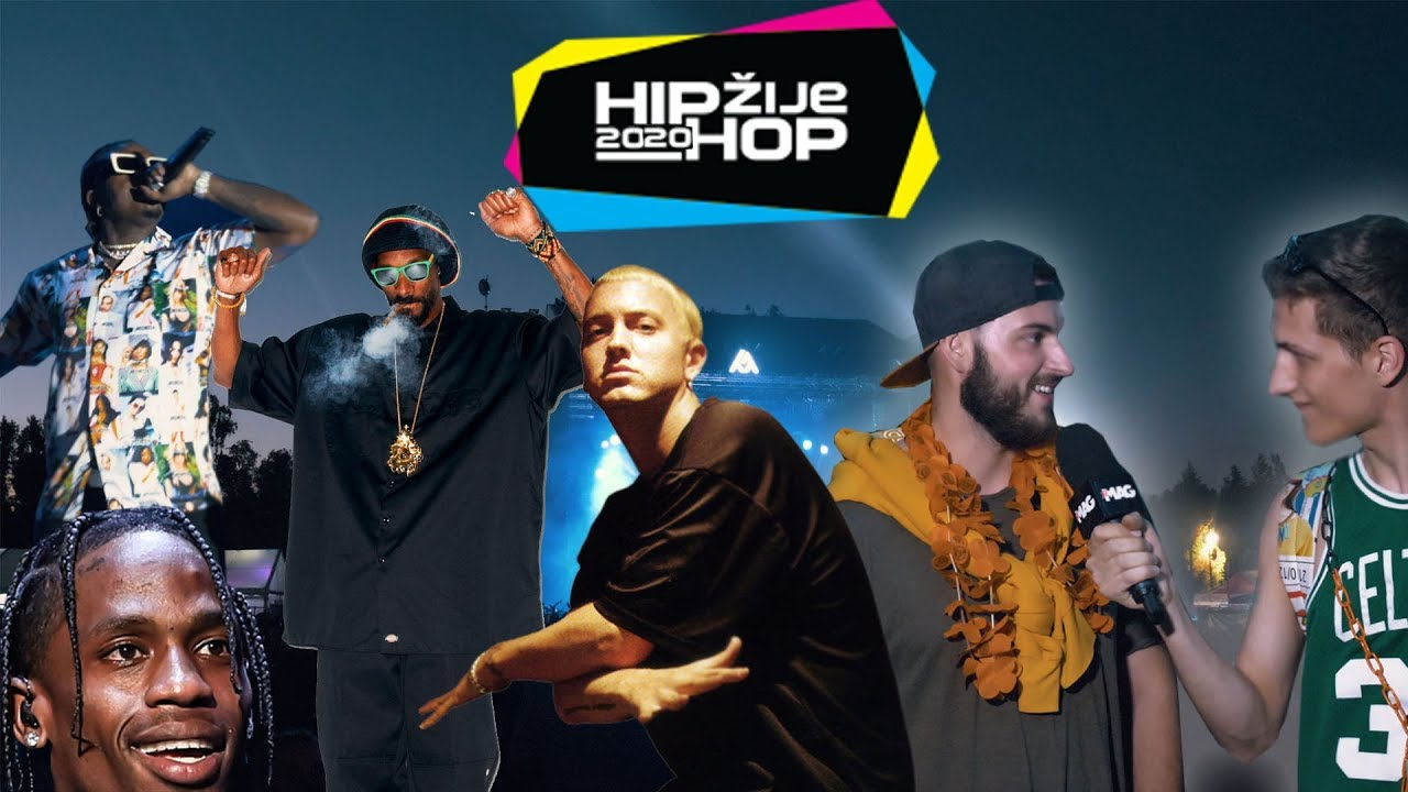 New Hip Hop 2020.Headliner Hip Hop Zije 2020 Podle Navstevniku A Forgena Hhzije2019