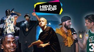 Headliner Hip Hop Žije 2020 podle návštěvníků a Forgena | HHŽIJE2019