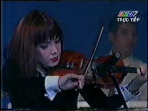 NHA PHUONG - MAT TROI BE CON  - LIVE ! 1998