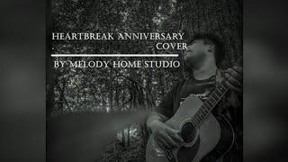 Giveon - Heartbreak Anniversary Cover MelodyHomeStudio