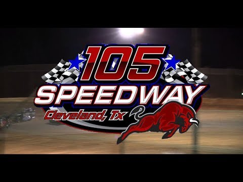 105 Speedway Limited Modified A  Main 3-30-19