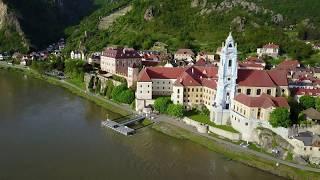 DJI Mavic Pro: Dürnstein - Wachau - Austria