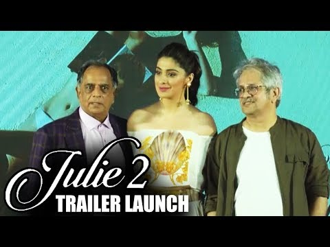 Julie 2 Full Trailer Lauch - Raai Laxmi,...
