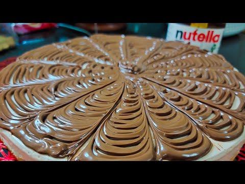 nutella-cheesecake-|-resepi-mudah-tapi-sedap