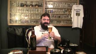 Beer Review # 892 Abita Brewing Andygator