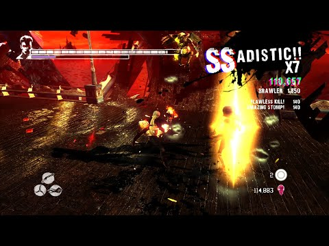 DmC: Devil May Cry SSS Ranking  is too Ezz  