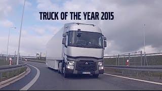 Renault Trucks T - prezentacja pojazdu