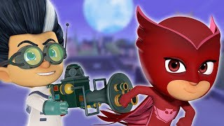 PJ Masks Full Episodes | Romeo's Trap | PJ Masks Official #PJMasksofficial