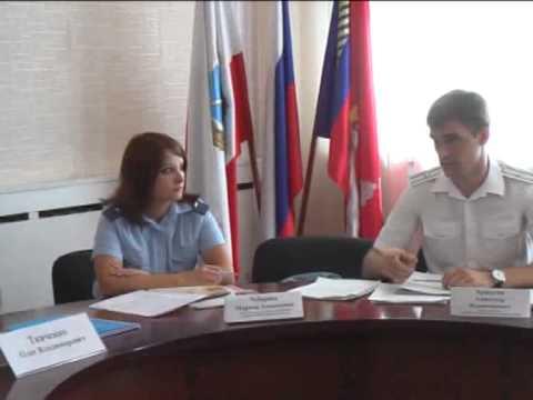 Маркс ТВ: Судебный пристав Саратовской области