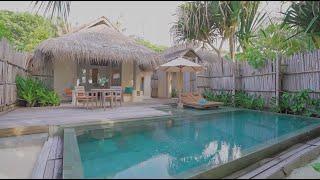 Two Bedroom Anantara Pool Villa – Anantara Dhigu Resort Maldives