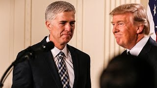 NRA Launches Million Dollar Misinformation Campaign In Support of Neil Gorsuch - The Ring Of Fire