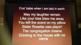 Sister Rosetta (Capture the Spirit) Lyrics by NOISEttes