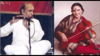 Dr N Ramani & Dr N Rajam Jugalbandi AIR Sangeet Sammelan, Delhi, 2004