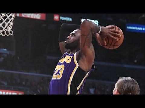 Lakers Beat Heat! 7 Game Winning Streak! 2019-20 NBA Season