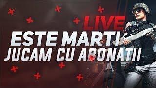 ? live | pubg | joc cu abonatii | #376