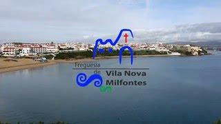 Réveillon em Vila Nova de Milfontes - Portugal - Fireworks