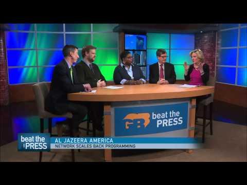 Beat The Press Video: Al Jazeera America Flailing