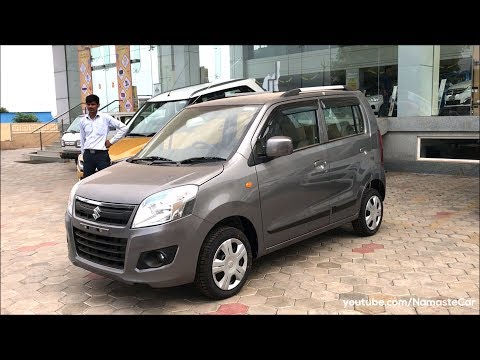 Maruti Suzuki Wagon R VXi 2017 | Real-life review