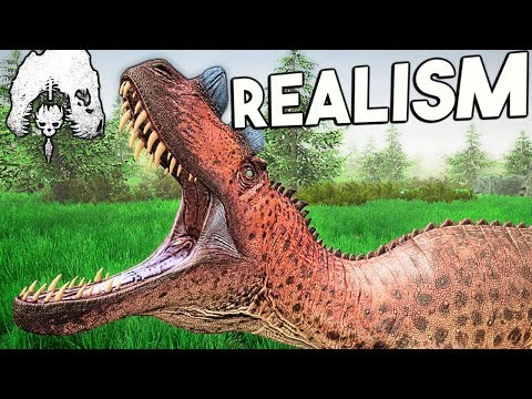 The Isle Realism - ALBERTO HUNTS CERATOSAURUS FAMILY, DILO AMBUSHED & REALISTIC SURVIVAL - Gameplay