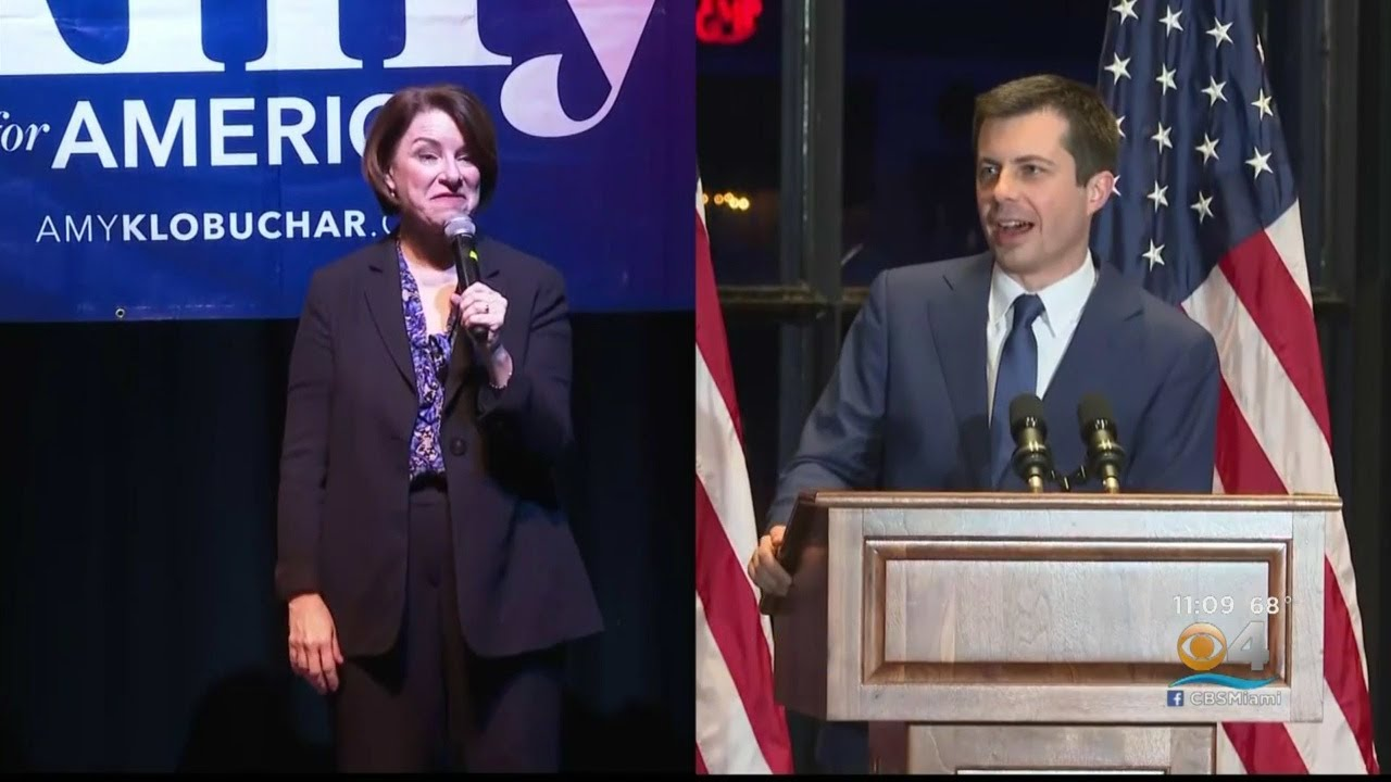 Amy Klobuchar bows out of race for vice presidency, urges Biden to ...
