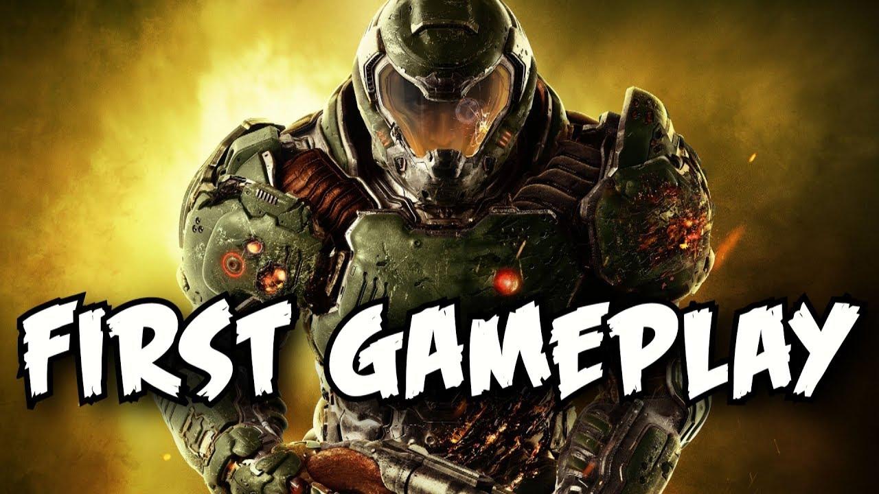 Doom Eternal PC Gameplay Campaign w/ Player Invasion Multiplayer Developer  Walkthrough PS4 Xbox One