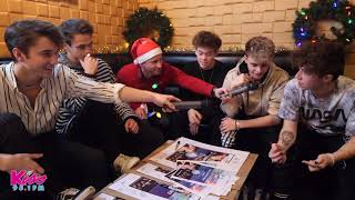 Why Don't We KISSmas 2018 Exclusive Interview MP3