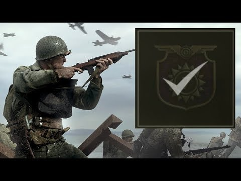 Call of Duty: WWII | How to Complete Pyromaniac & Demolition Expert Weekly Orders