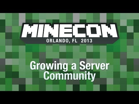 Growing a Server Community