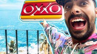 CONOCIMOS EL OXXO MAS IMPACTANTE DEL MUNDO (CON VISTA AL MAR)